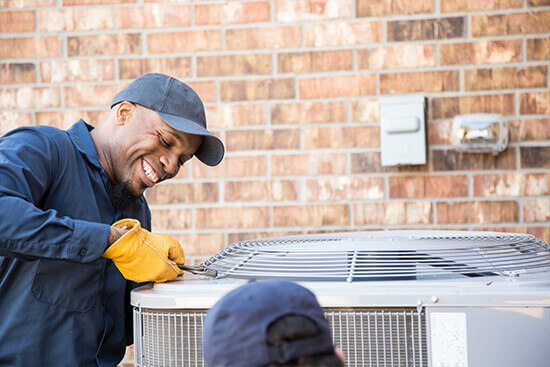 Professional HVAC Replacement